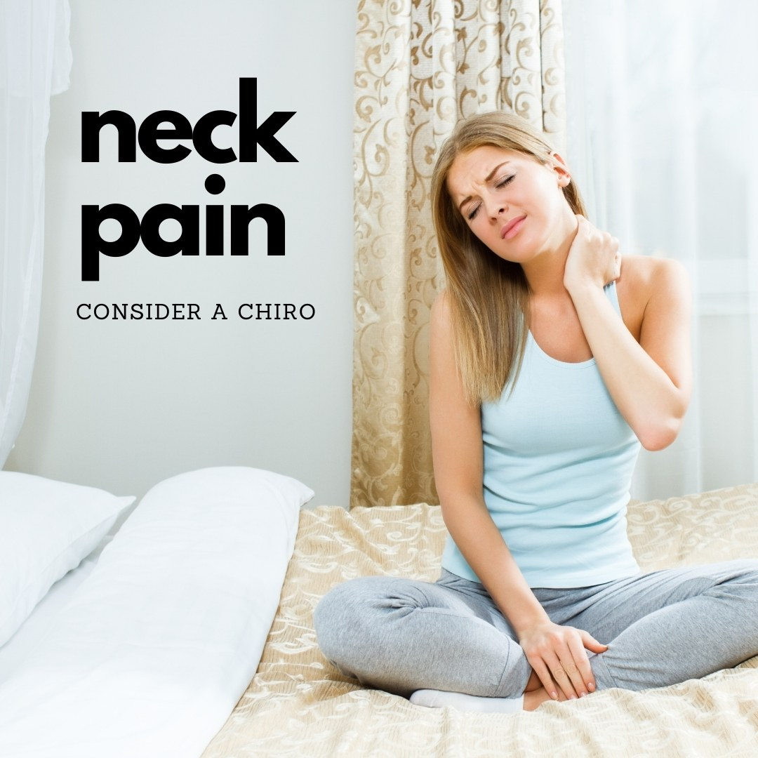 neck pain Mount waverley chiropractor